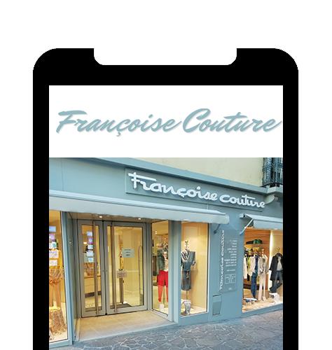prêt-à-porter féminin à Aix-les-Bains | Françoise Couture